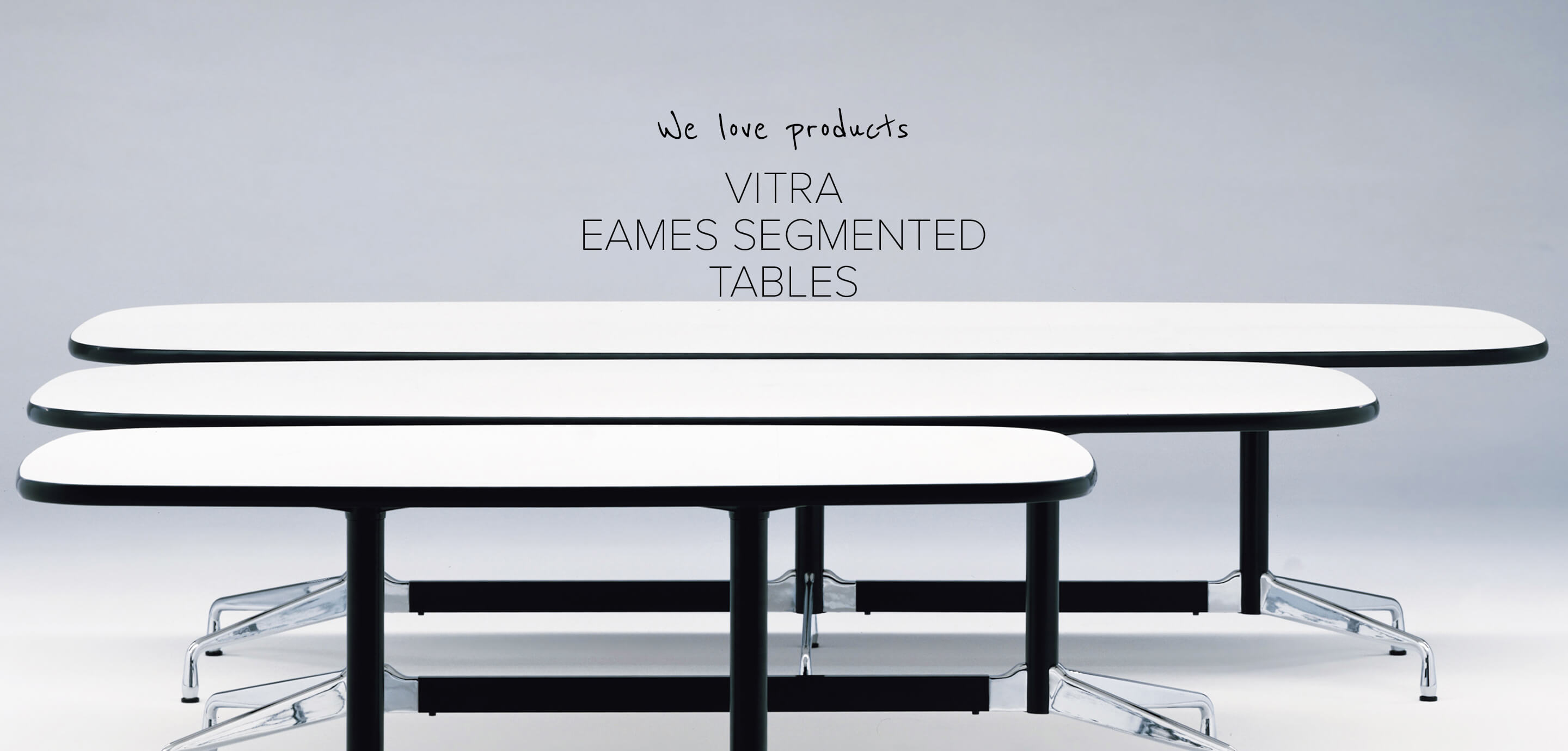 Vitra Eames Segmented Tables