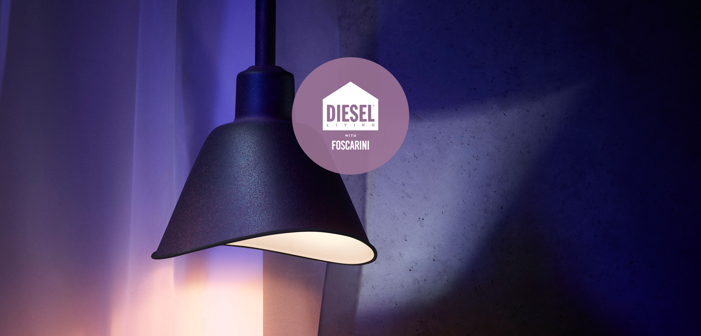 Diesel Living with Foscarini
