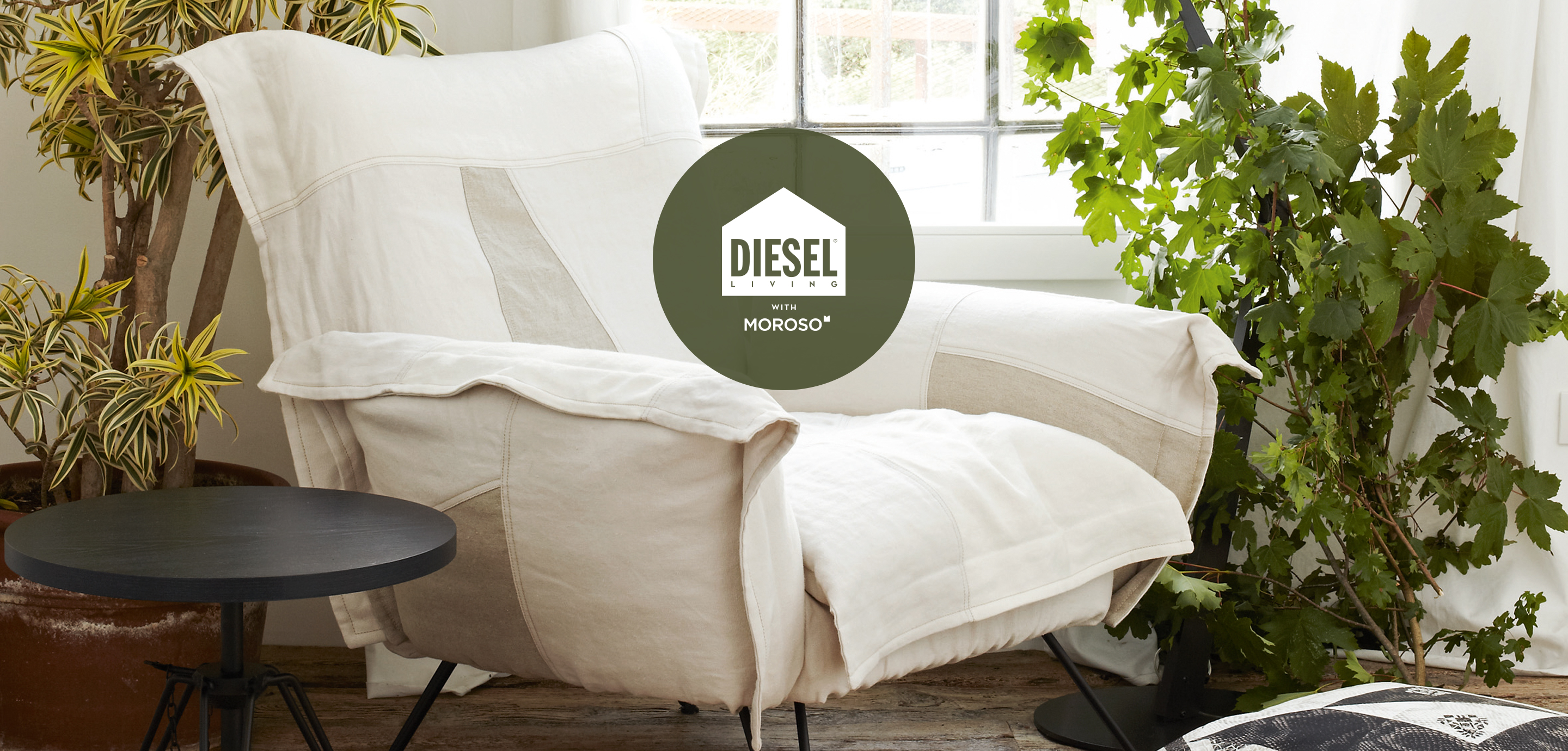 Diesel Living with Moroso