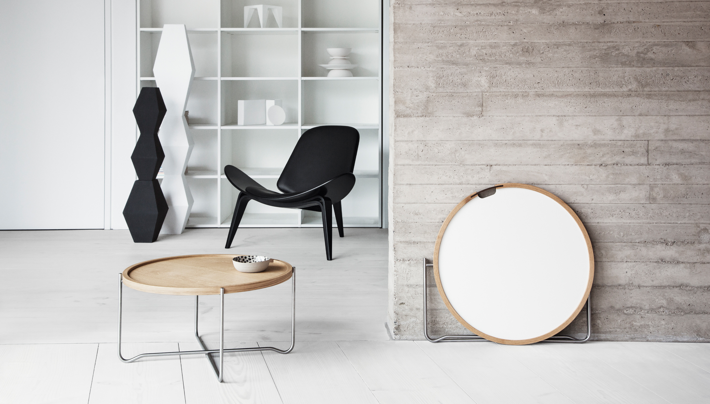 Carl Hansen & Son CH07 | Shell Chair