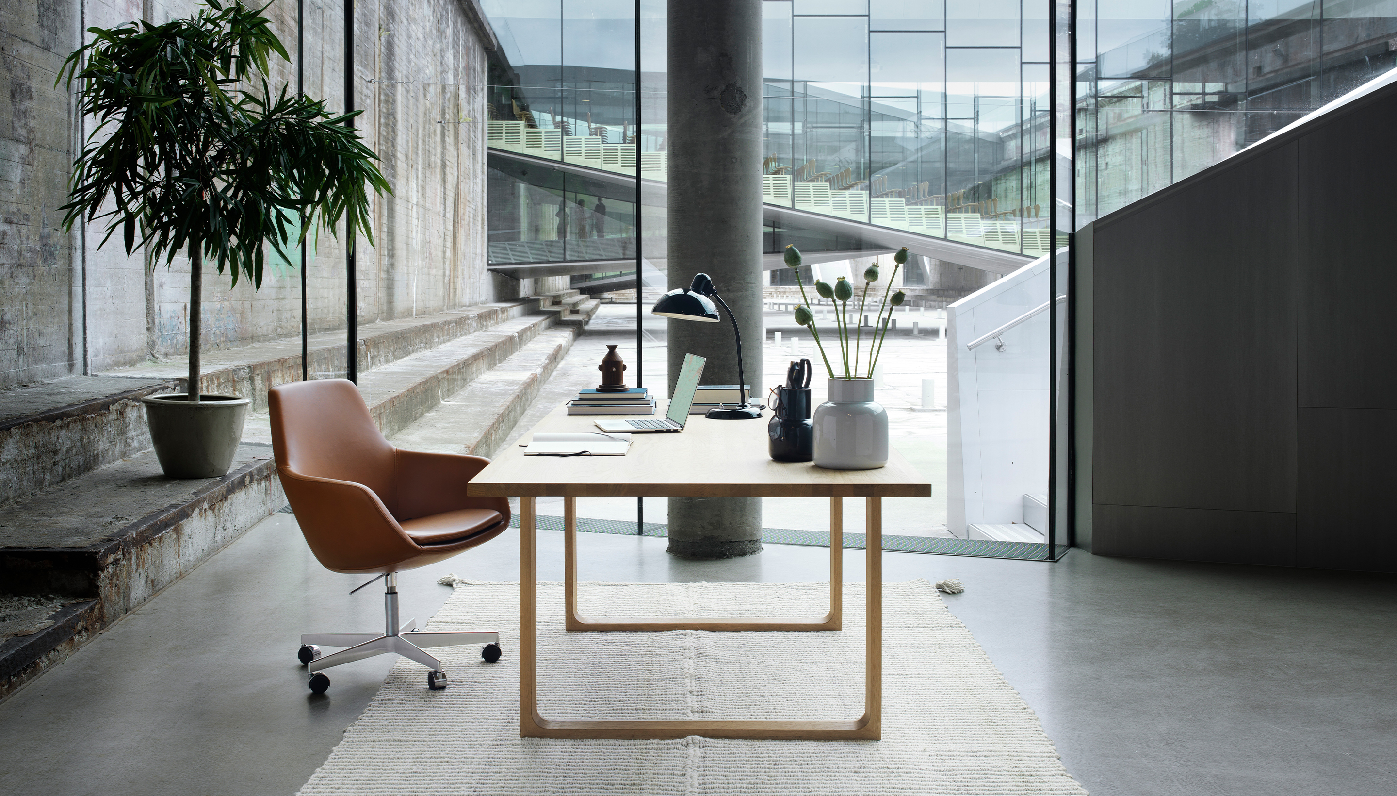 Fritz Hansen Little Giraffe | Desk chair