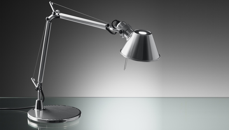 artemide tolomeo micro led bureaulamp workbrands. Black Bedroom Furniture Sets. Home Design Ideas