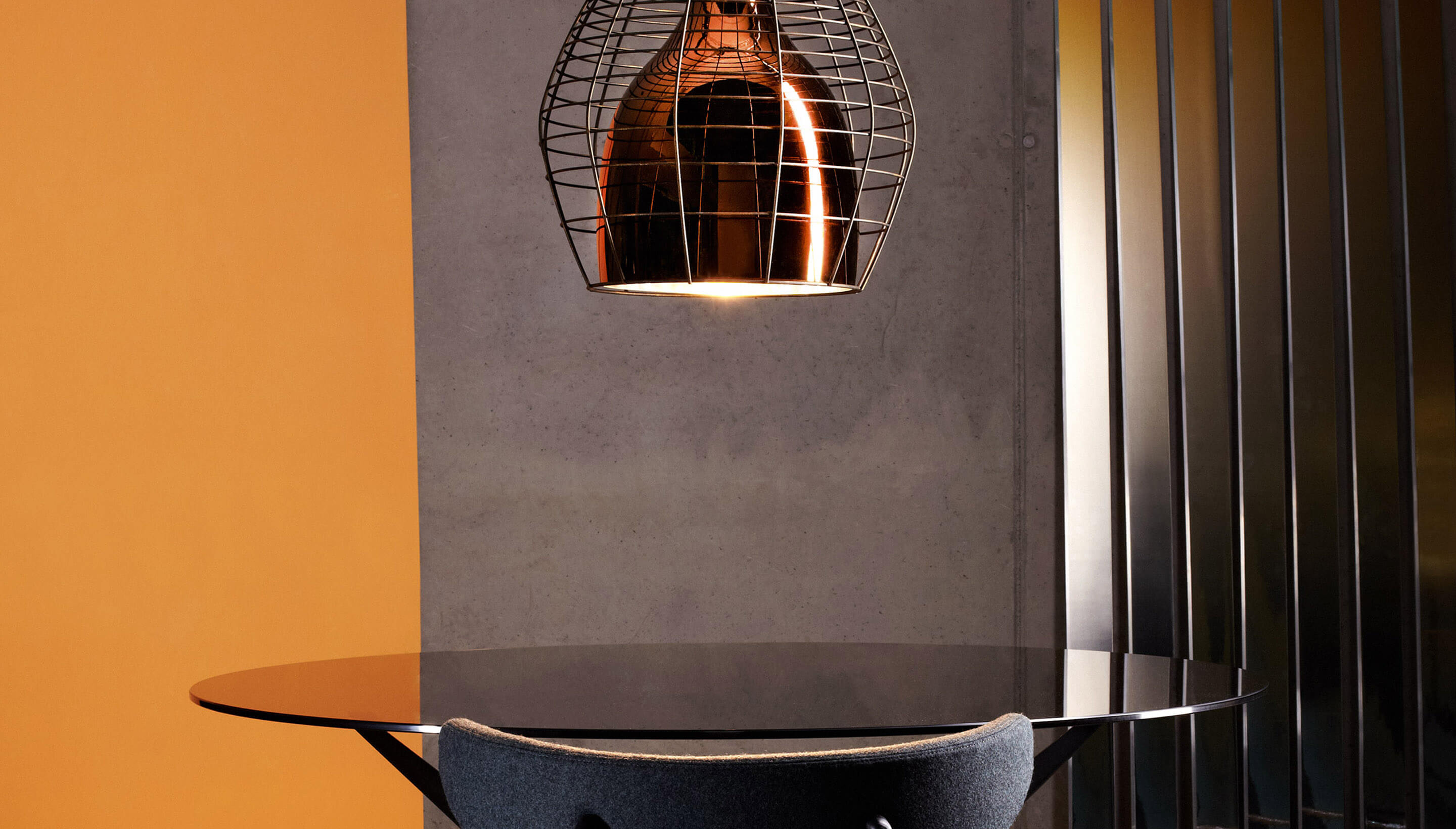 Diesel Living with Foscarini Cage