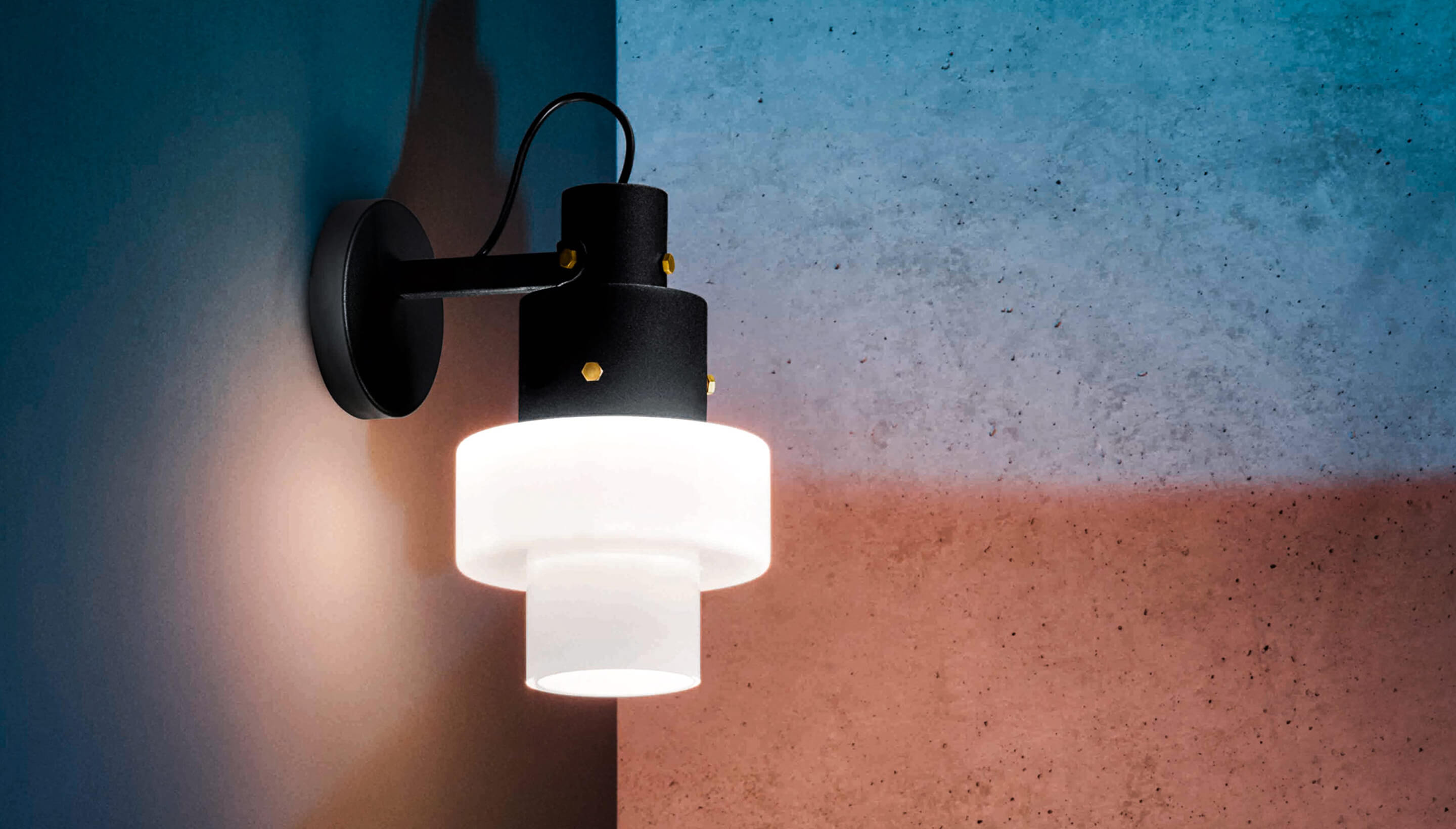 Diesel Living With Foscarini Gask | Wandleuchte