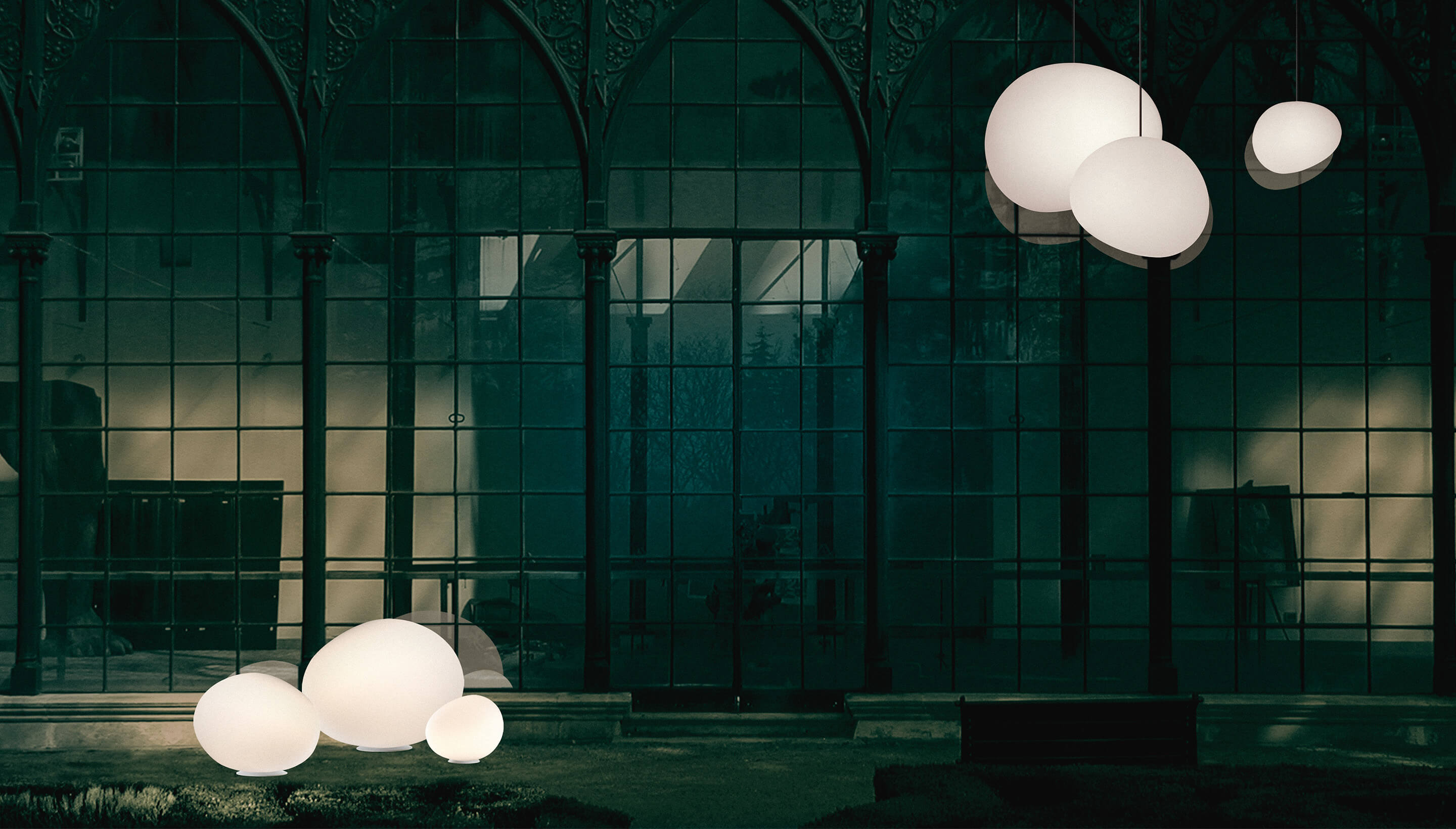 Foscarini Gregg Outdoor | Pendant light