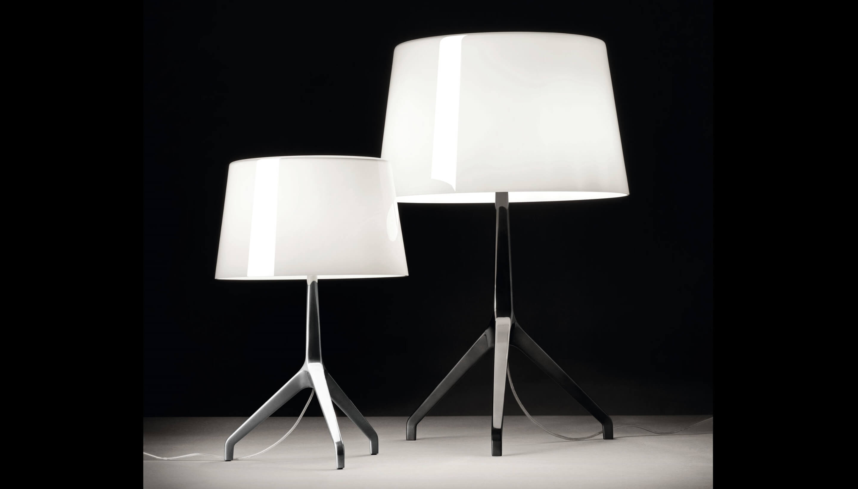 Foscarini Lumiere XXL + XXS | Table lamp