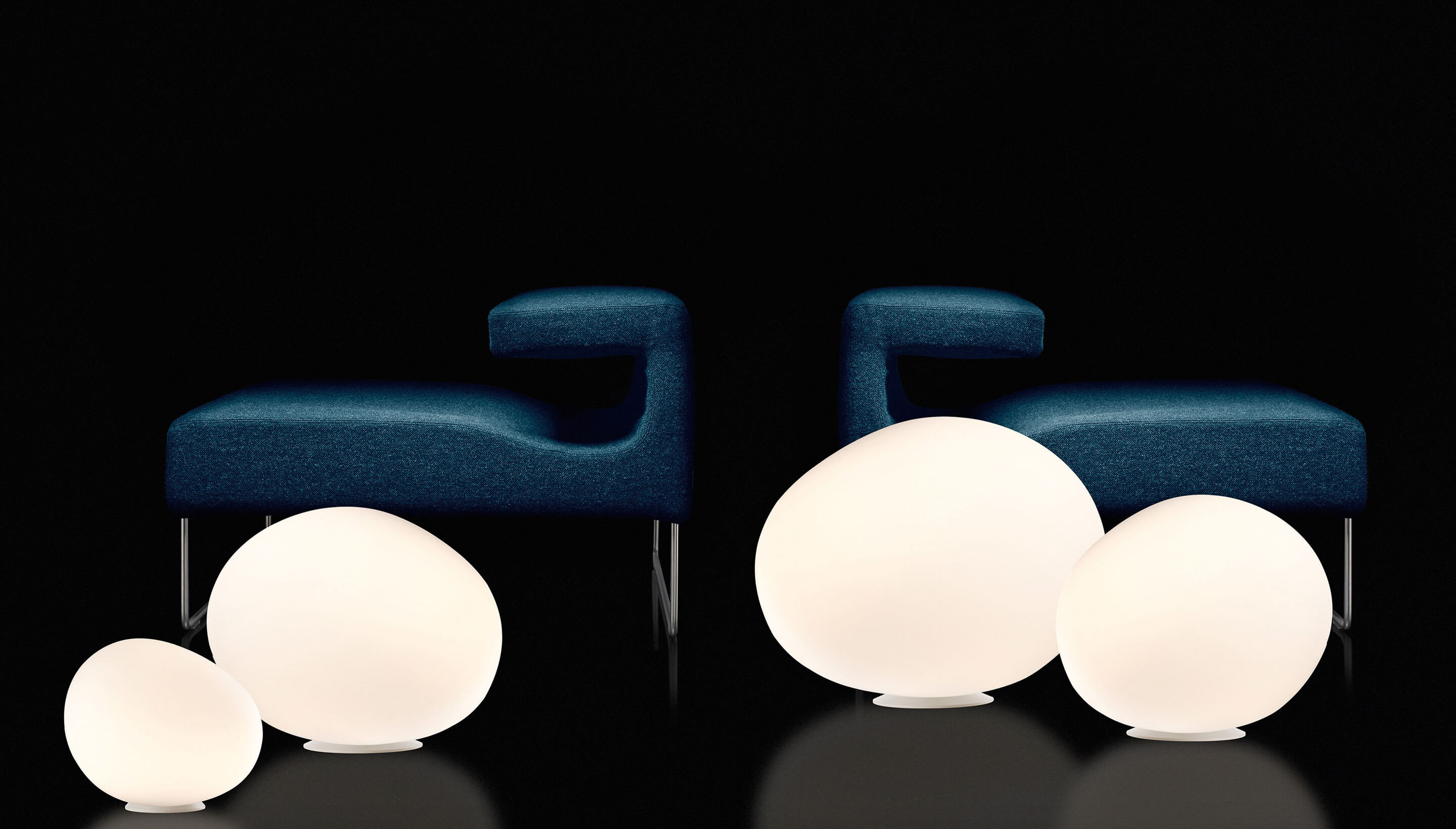 Foscarini Poly Gregg | Table lamp