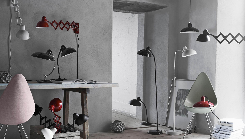 Fritz Hansen KAISER idell | Vloerlamp