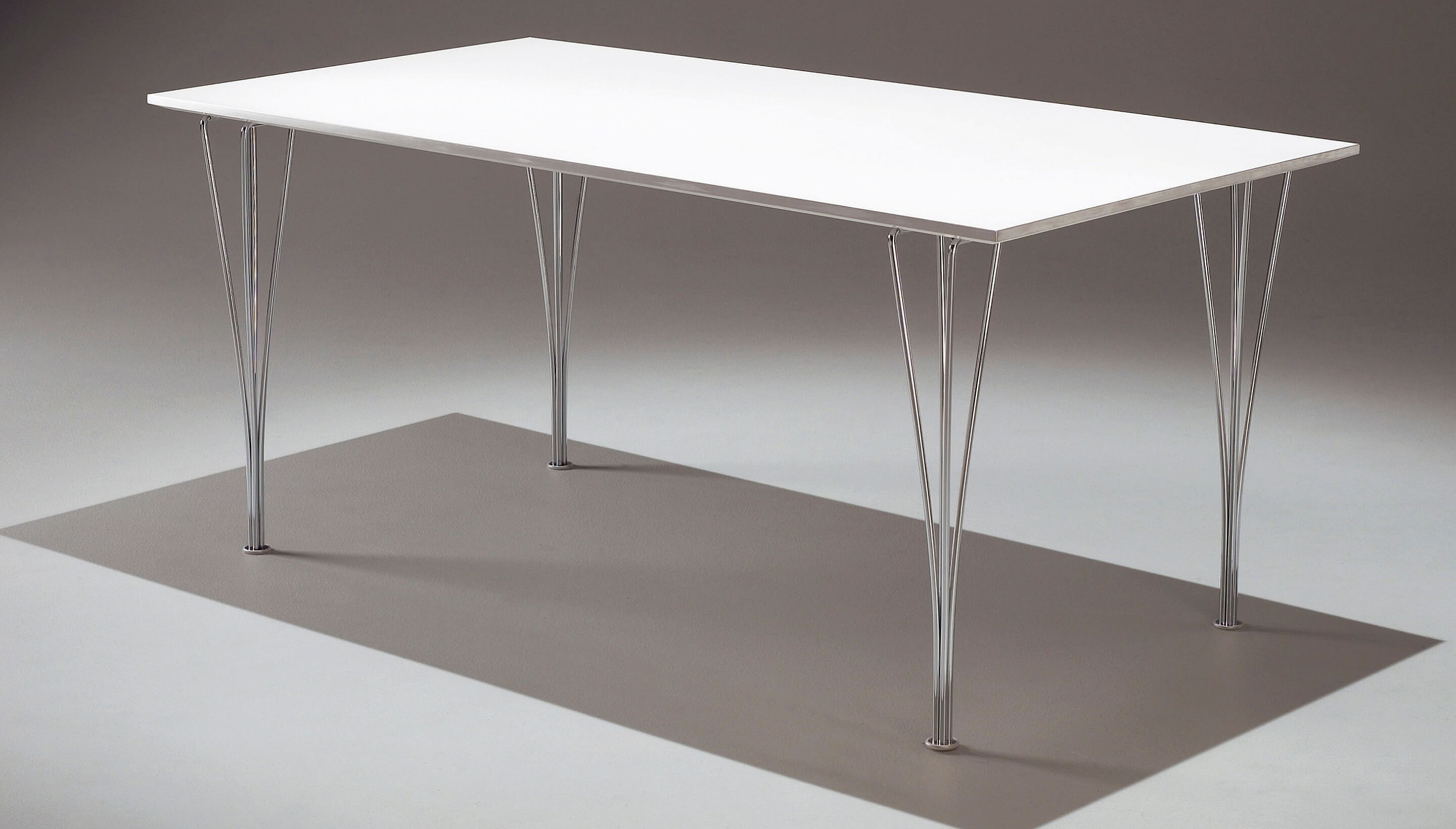 Fritz Hansen Table Series | Rectangular