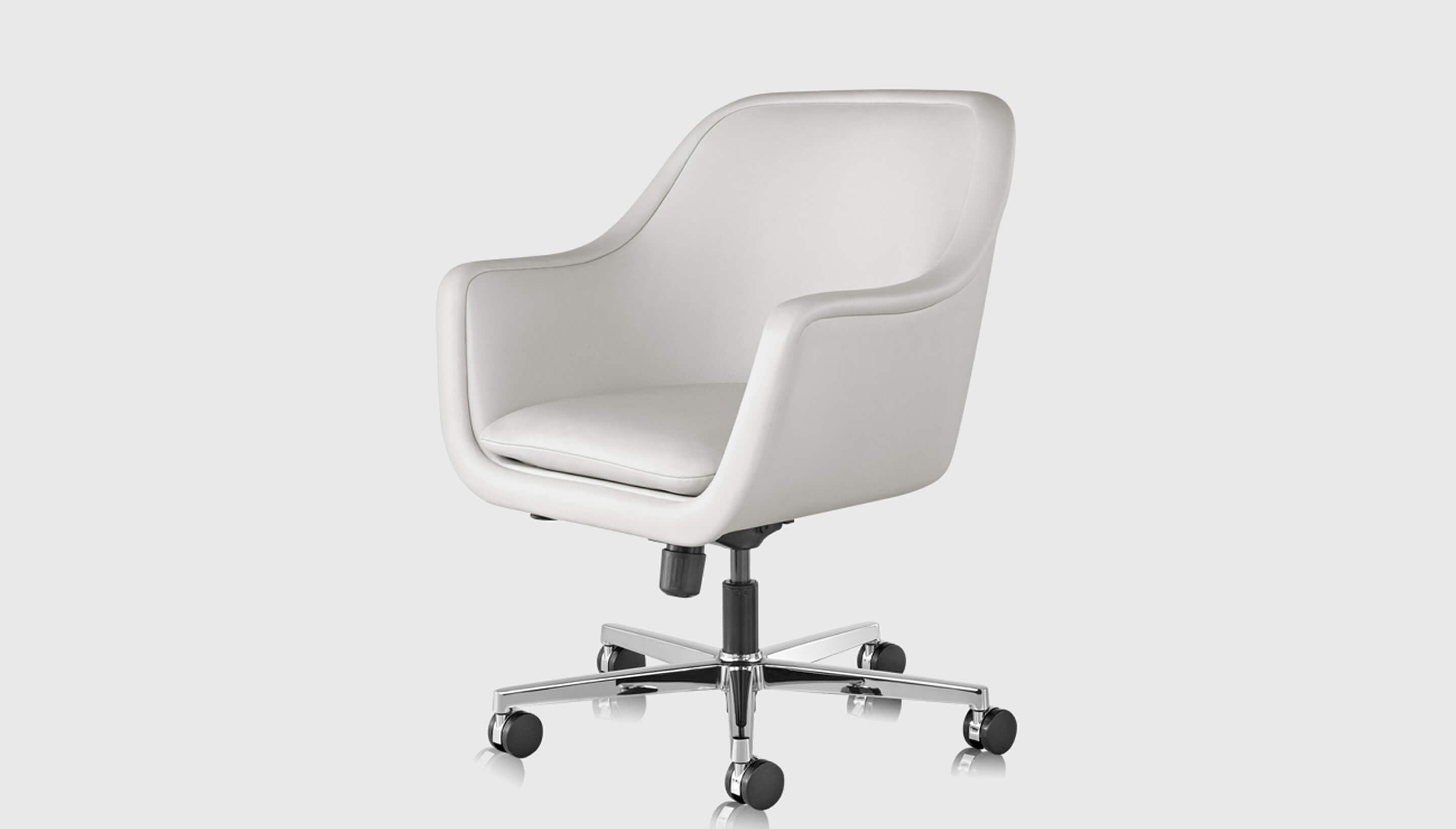 Herman Miller Stoel : Herman miller herman miller bumper chair conference workbrands