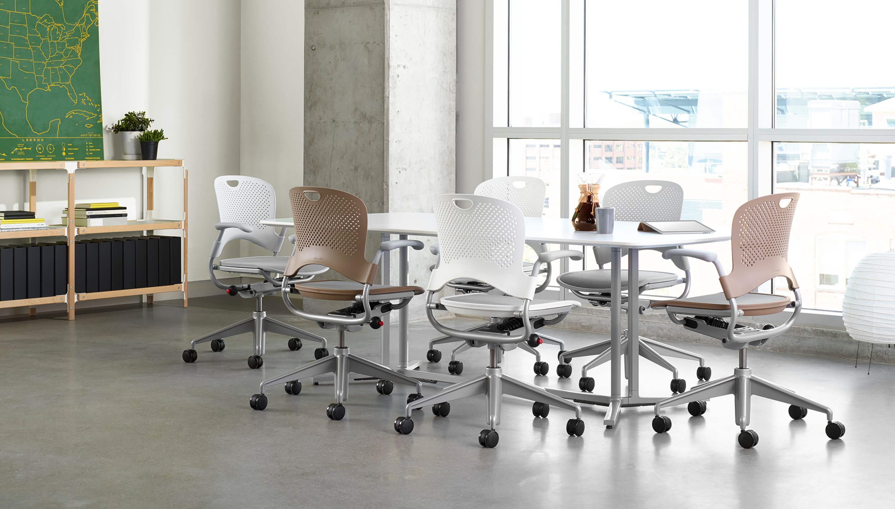 Herman Miller Caper | Multipurpose Chair