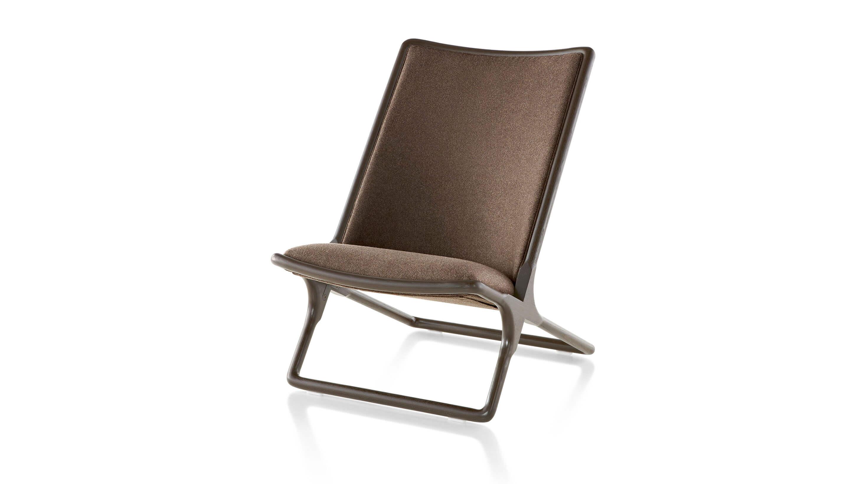 Herman miller scissor stoel houten onderstel workbrands for Herman miller stoel