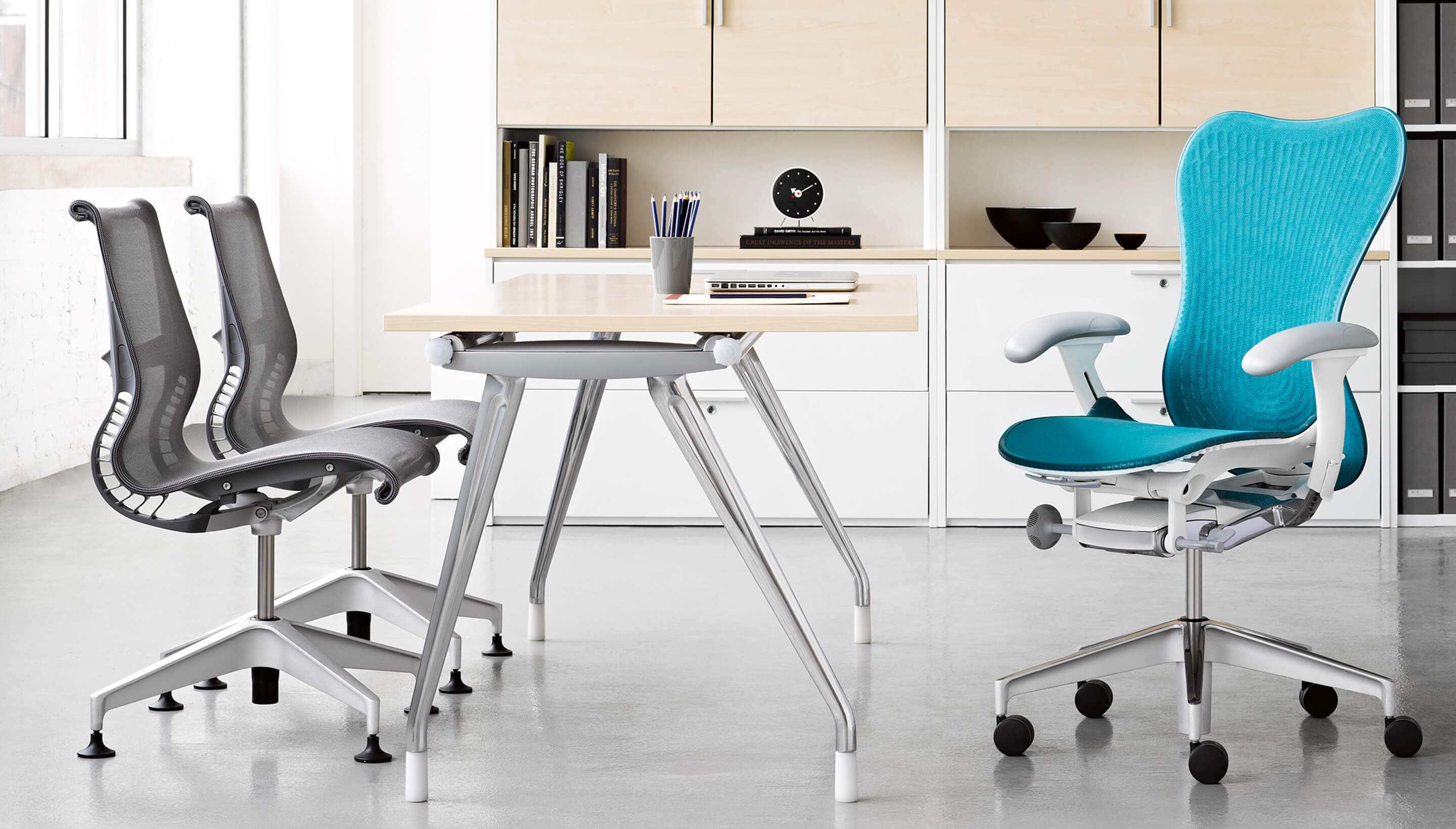 Herman Miller Setu | Conference chair
