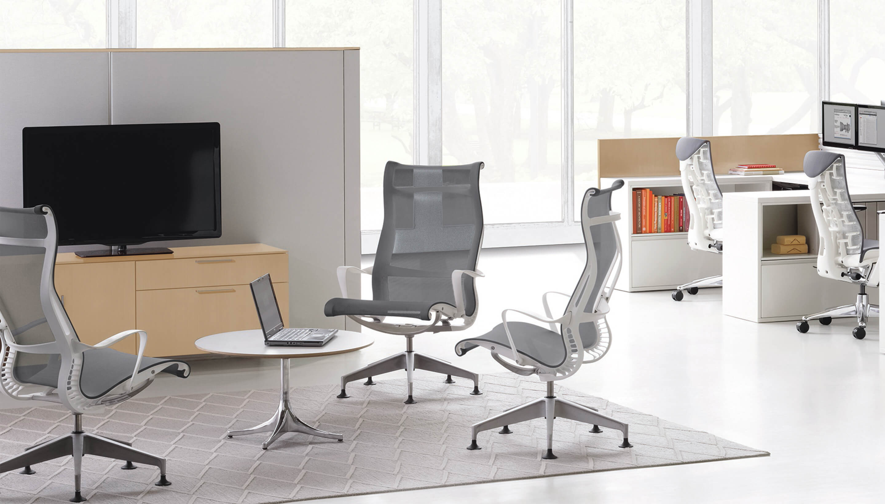 Herman Miller Setu | Lounge Chair