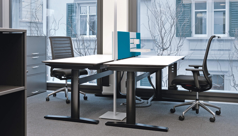 Interstuhl Hero | Office chair | 172H / 275H | Netweave