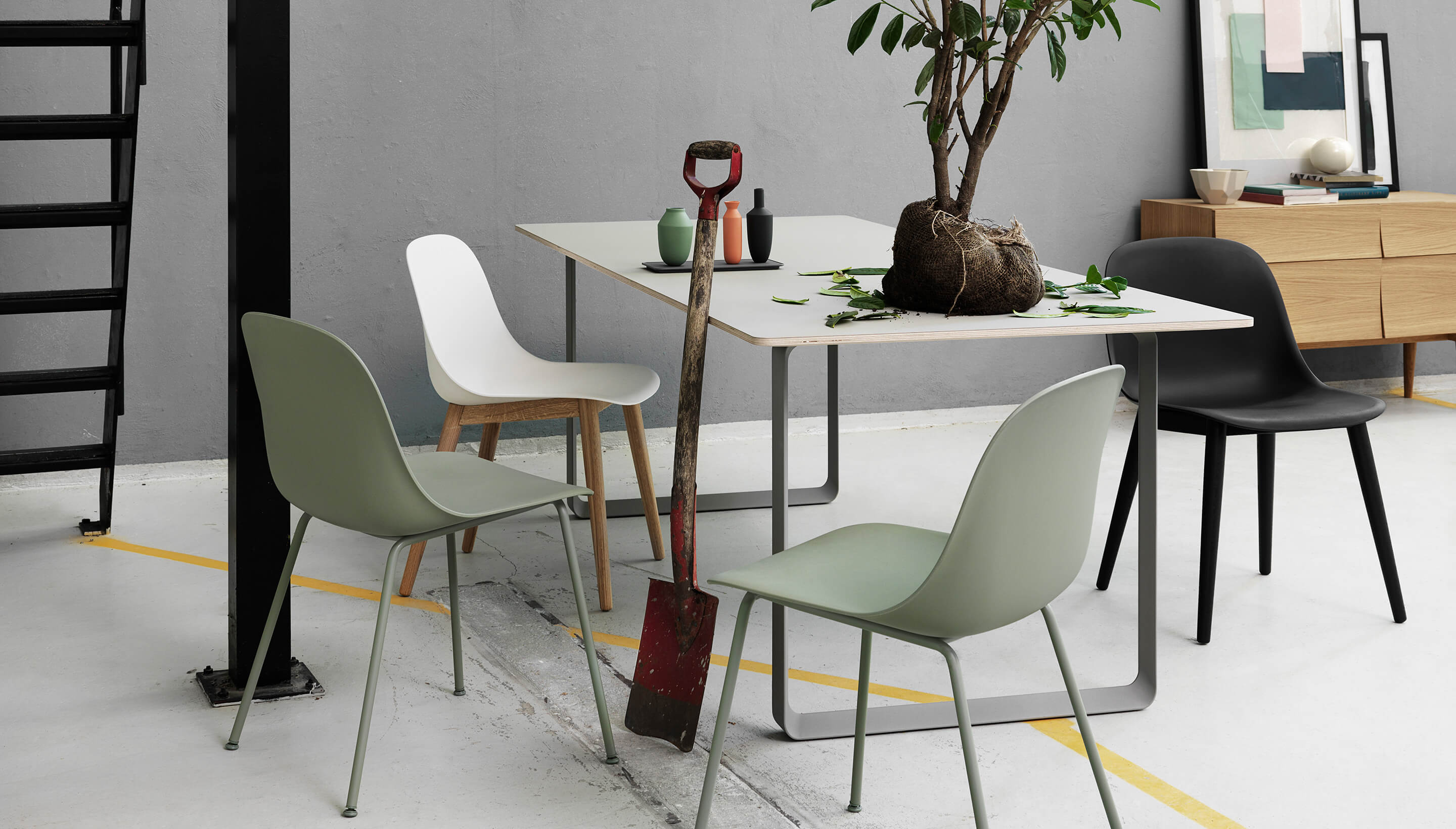 Muuto Muuto 70 70 Table Workbrands