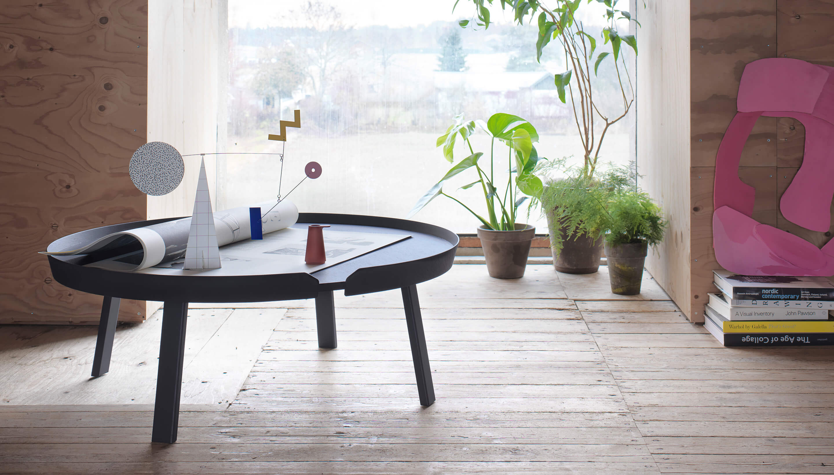 Muuto Muuto Around Coffee Table Extra Workbrands