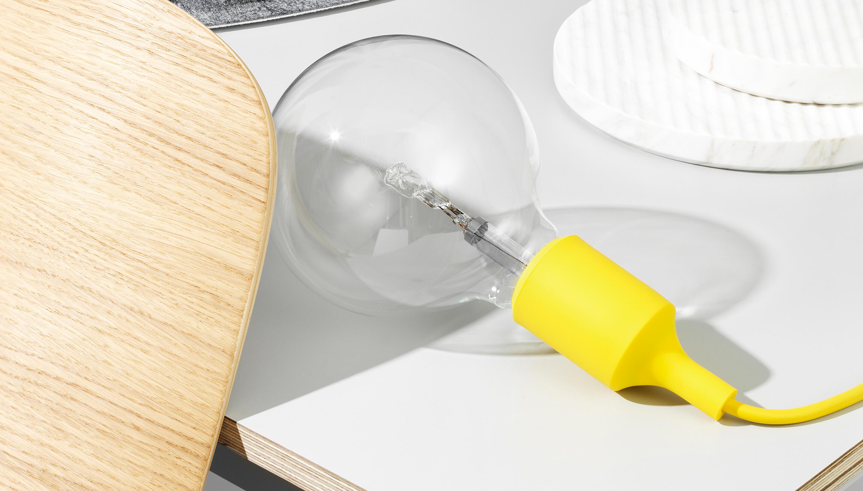 Muuto E27 Hanglamp : Muuto muuto e workbrands