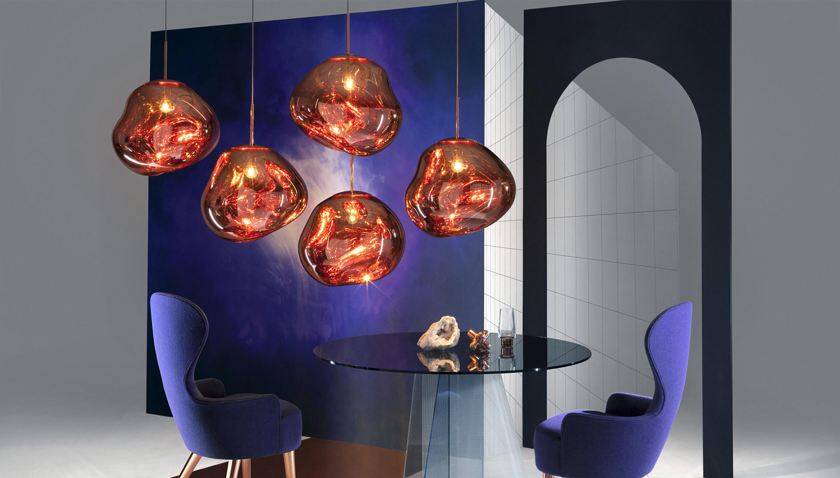 Tom Dixon Melt | Hanglamp