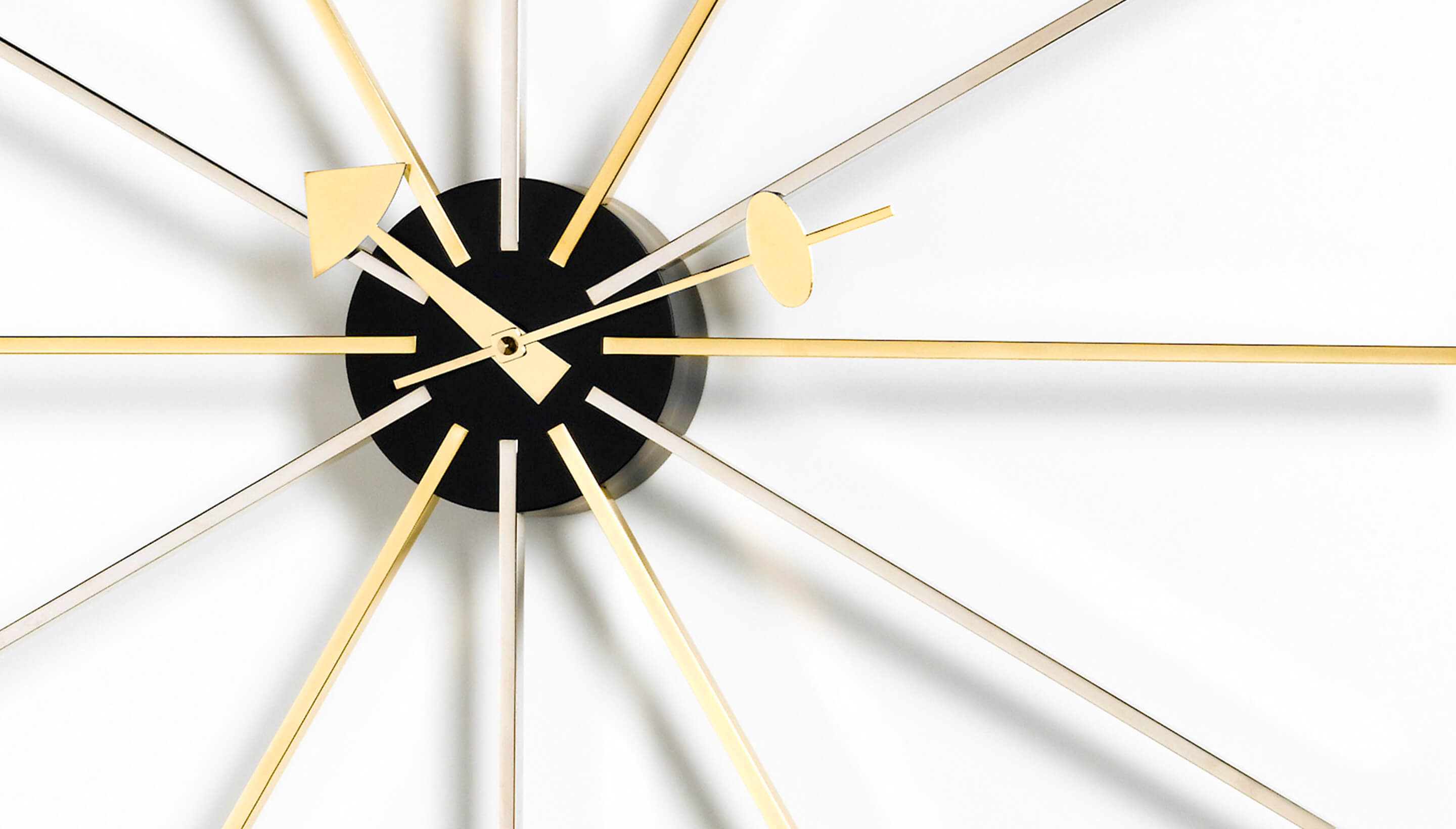 Vitra Wall Clocks - Star Clock
