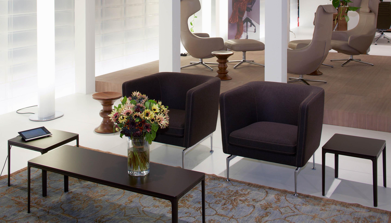 vitra suita club armchair fauteuil workbrands. Black Bedroom Furniture Sets. Home Design Ideas